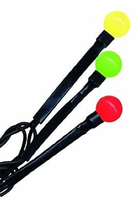 Best Season 472-70 LED-Perlenlichterkette, 80-teilig, outdoor, grün/gelb/rot von Best Season bei Lampenhans.de