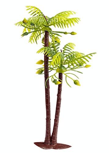 2er Palme 10 + 13 cm Figur Deko Urlaub Ferien Karibik Strand