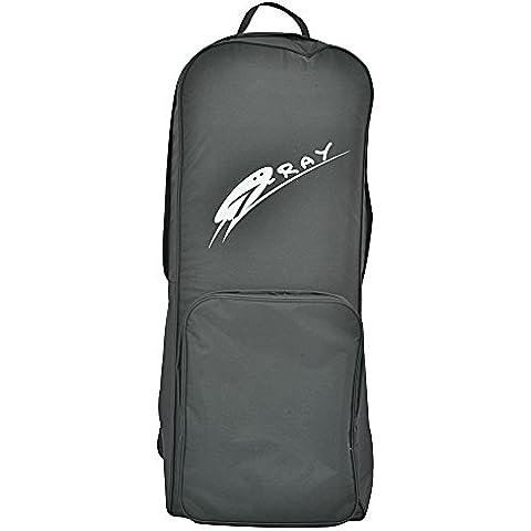 JILONG JL370350 Mochila Negro 970mm - bolsas y maletas para tablas de surf (Estampado, Mochila, Negro, Caja)