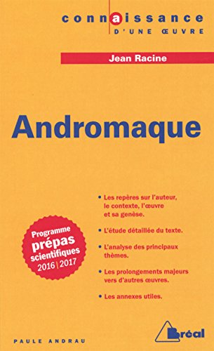 Andromaque : Jean Racine
