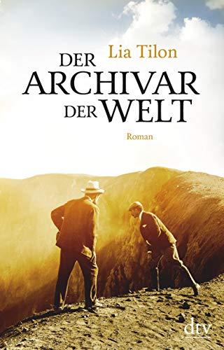 Buchseite und Rezensionen zu 'Der Archivar der Welt Roman' von Lia Tilon