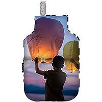 Beutel für Wasserflasche mit Foto personalisierbar Mikrowellen-Pack (oder als Set von WheatyBags® preisvergleich bei billige-tabletten.eu