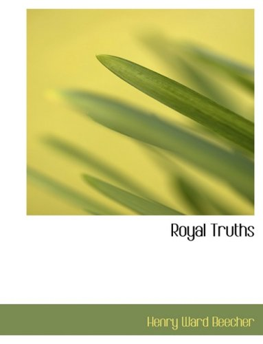 Royal Truths (Large Print Edition)