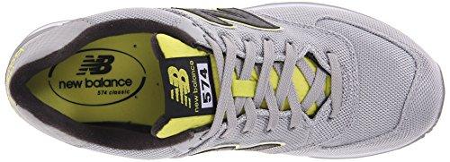 New Balance Mens ML574 Summer Waves Running Shoe Multicolore - Multicolore