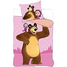 Suchergebnis Auf Amazonde Für Mascha Und Der Bär Bettwäsche