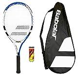 Babolat 105 racchetta da tennis + custodia + 3 palline