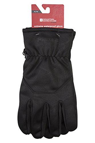 mountain-warehouse-extreme-unisex-walking-hiking-trekking-outdoors-breathable-waterproof-gloves-dark