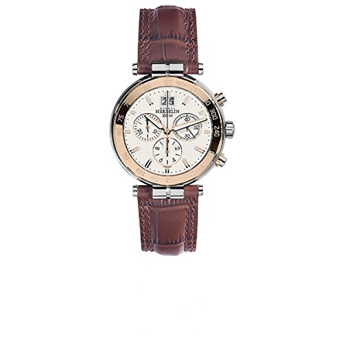 Montre MICHEL HERBELIN Newport Yatch Homme Chronographe 36654/TR21MA