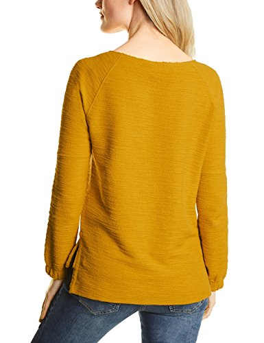 Cecil Damen Sweatshirt Gelb (Golden Lemonade 11197)