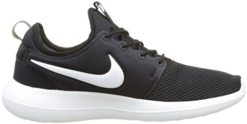 Nike Herren Roshe Two Laufschuhe Schwarz (Black/white/anthracite/white)