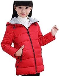 Abrigo para bebé con capucha,Yannerr Chaquetas de invierno de otoño cazadora de lana