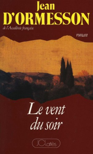 Le vent du soir (Romans contemporains)