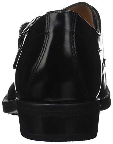 Stonefly Damen Clyde 22 Brush Off Oxfords Schwarz (Nero/black)