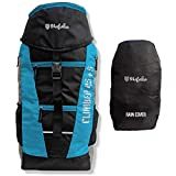 Mufubu Presents Climber 45 + 5 LTR Rucksack for Hiking, Trekking Travel Backpack