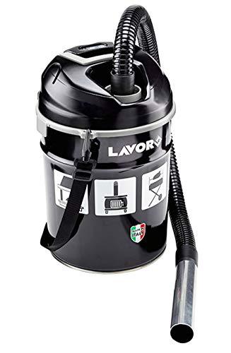 Lavor Akku Aschesauger Ashley 2.1 Blasfunktion 18 V Li-ion 150 W für Kamin Grill