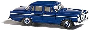 Busch 40402-Mercedes-Benz 220, vehículos, Azul