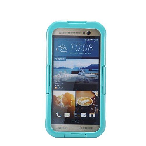 Ultra Thin IP68Wasserdicht Schutzhülle Unterwasser Schnee stoßfest staubdicht vollständig versiegelt Schutzhülle für Samsung Galaxy S6+, grün (Phone Number Search Uk)