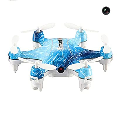 FYJH Drone with high-definition camera WiFi aerial automatic high-profile small drone built-in gyroscope stable flight USB cycle power supply for beginners