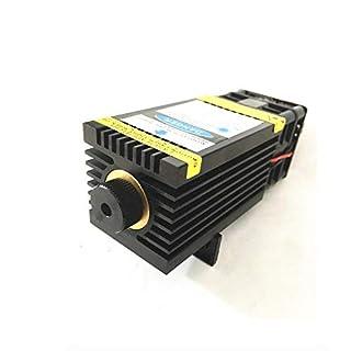 5500mw Laser Module 5.5W Blue Laser Module 12v for CNC 1610 CNC2418 CNC3018 DIY use 12V 450nm Wavelength PWM TTL Supportive