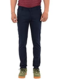 John N John Men's Casual Trouser