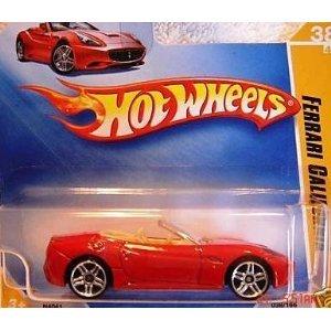 Hot Wheels Ferrari California #38/42 (short card), HW Premiere 1:64 Scale. by Mattel