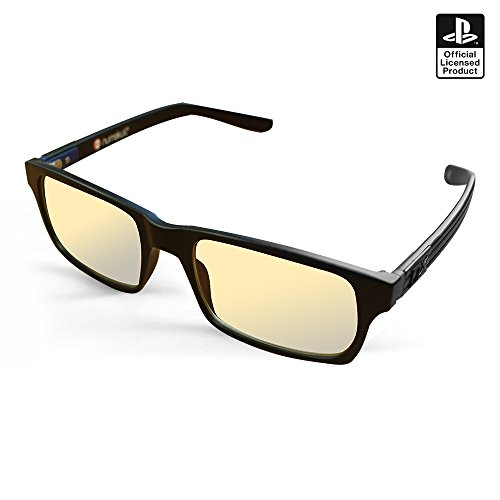 PS4 Gaming Glasses - Protezione anti-riflesso, anti fatica, anti UV blocco azzurro.(PS4 / PC / Xbox / PS3 / Nintendo)