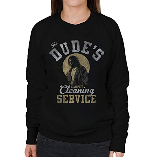 The Dudes Carpet Cleaning Service Big Lebowski Women's Sweatshirt