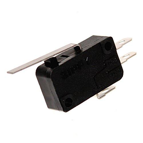 1 Zippy Microswitch Einbau-Taster Mikroschalter Öffner Schließer Wechsler Snap-Action Joystick Switch Neu Joy-Button (Schließer/Öffner mit - Endschalter Mikroschalter
