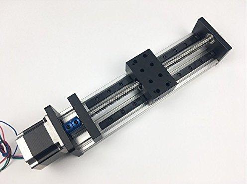 Preisvergleich Produktbild Ten-High GX Serie 800mm 80cm Effektive Stroke Linear Stage ACTUATOR DIY CNC Router Teile ballscrews SFU1605mit einer 23NEMA 57Stepper Motor, ballscrews Linear Modul Schiebetür Tisch Motion System