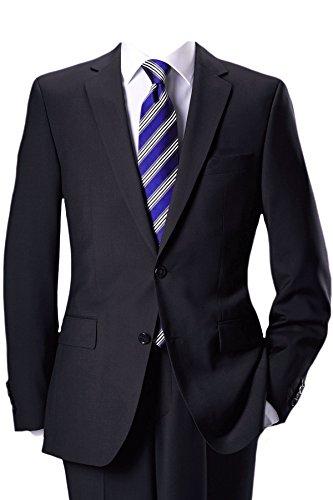 Pierre Cardin 2-Knopf-Anzug aus feinem Marzotto Tuch nachtblau 28 (2-knopf-italienischer Wolle Anzug)