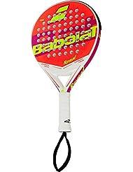 Babolat Raqueta de padel Reveal 2017 Morado Rosa – Padel Tenis