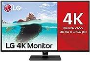 """LG 43UN700-B - Monitor Profesional de 42.5"""" 4K UHD (3840×2160 (8294k), IPS, 16:9, DisplayPort x1, HDMI x4"""