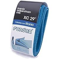"""FUNDAX XC Banda Antipinchazos, Azul, 29"""""""