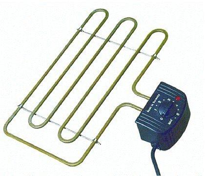 Peetz Elektroheizung 2300W regelbar