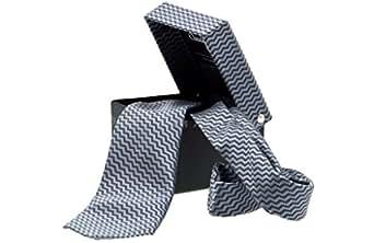 Claude arnaud cravate (wF9) 1 anthracite/gris