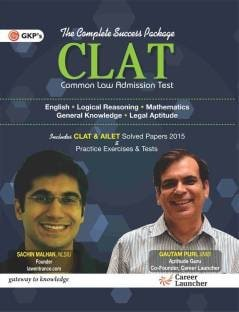 CLAT Guide 2016 (Includes Solved Paper & Practice