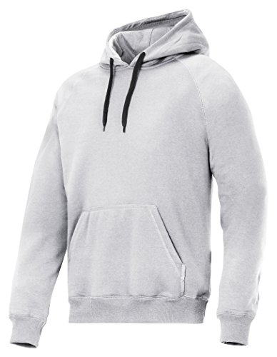 snickers-womens-hoodie-l-light-grey