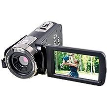 Videocamera HD,Stoga P301 HD 1080P IR di visione notturna 24.0