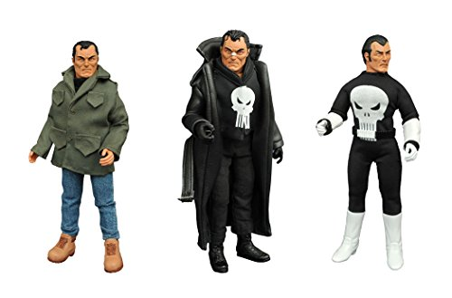 Marvel Comics DEC162577 Punisher-Retro-Action-Figur-Set, ()