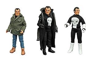 Marvel Comics DEC162577 - Figura de Punisher Retro, 20,32 cm