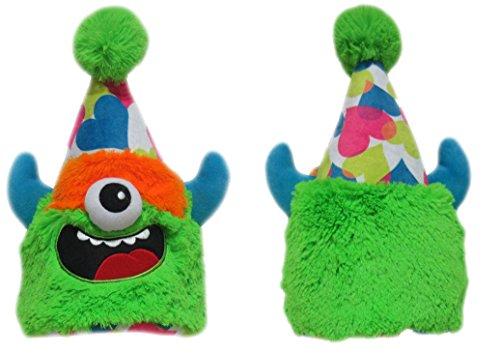 Monster Mütze Plüsch Kinder Erwachsene Karneval Halloween Wintermütze Jungen Mädchen Kindermütze 8946