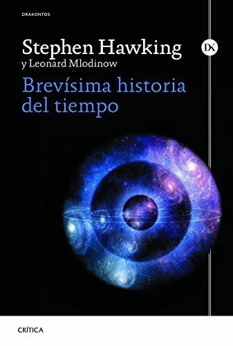 Brevísima historia del tiempo (Drakontos) por Stephen Hawking