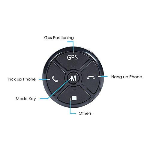 Zoom IMG-3 kkmoon telecomando per volante intelligente