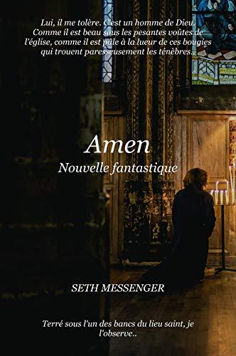 Couverture du livre Amen: Nouvelle fantastique