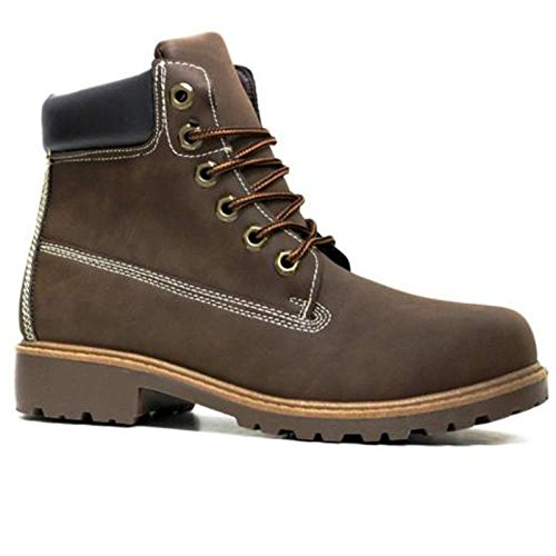 Envy London , Desert boots femme Marron - marron