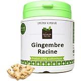Gingembre racine240 gélules gélatine végétale