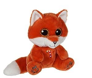 Gipsy Candy Pets Zorro Peluche, 70864, Orange, 25cm