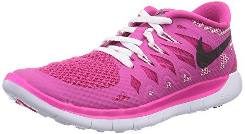 nike-madchen-free-50-laufschuhe-pink-hot-pink-black-white-355-eu