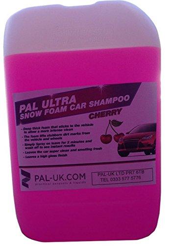 Pal Ultra Hochdruckreiniger Sicher Cherry Schnee Schaumstoff 25L Auto Shampoo Konzentrat