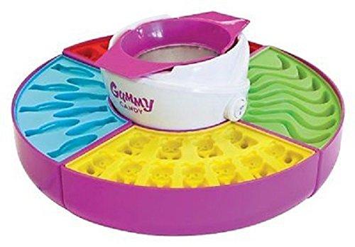 Gummibärchen-Maker, leckere Gummibärchen selbstgemacht